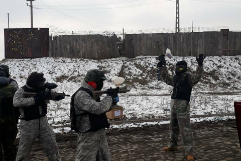 SDG Paintball Galați