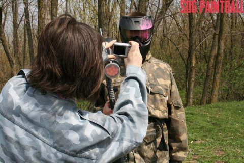 Amintire Paintball