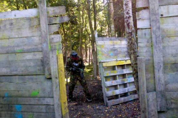 tactici incredibile pentru paintball